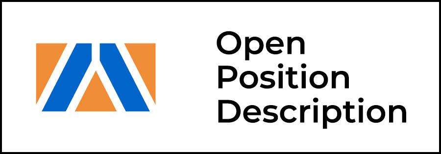 open position description